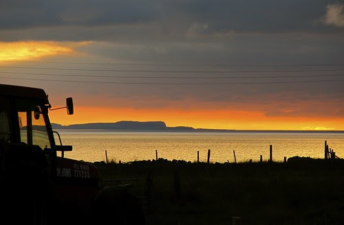 Gloaming by Traigh Mhor