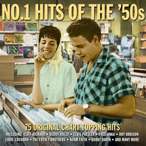 No.1 Hits Of The 50s VARIOUS ARTISTS One Day Music BEST OF