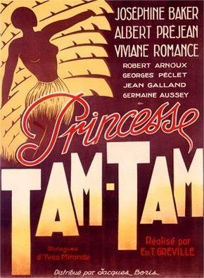 La Princesa Tam-Tam (1935) - Josephine Baker
