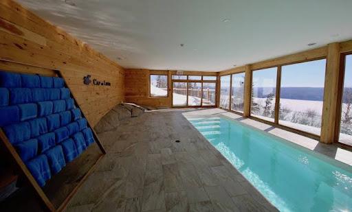 Hôtel de luxe La Pourvoirie du Cap au Leste à Sainte-Rose-du-Nord (QC) | CanaGuide