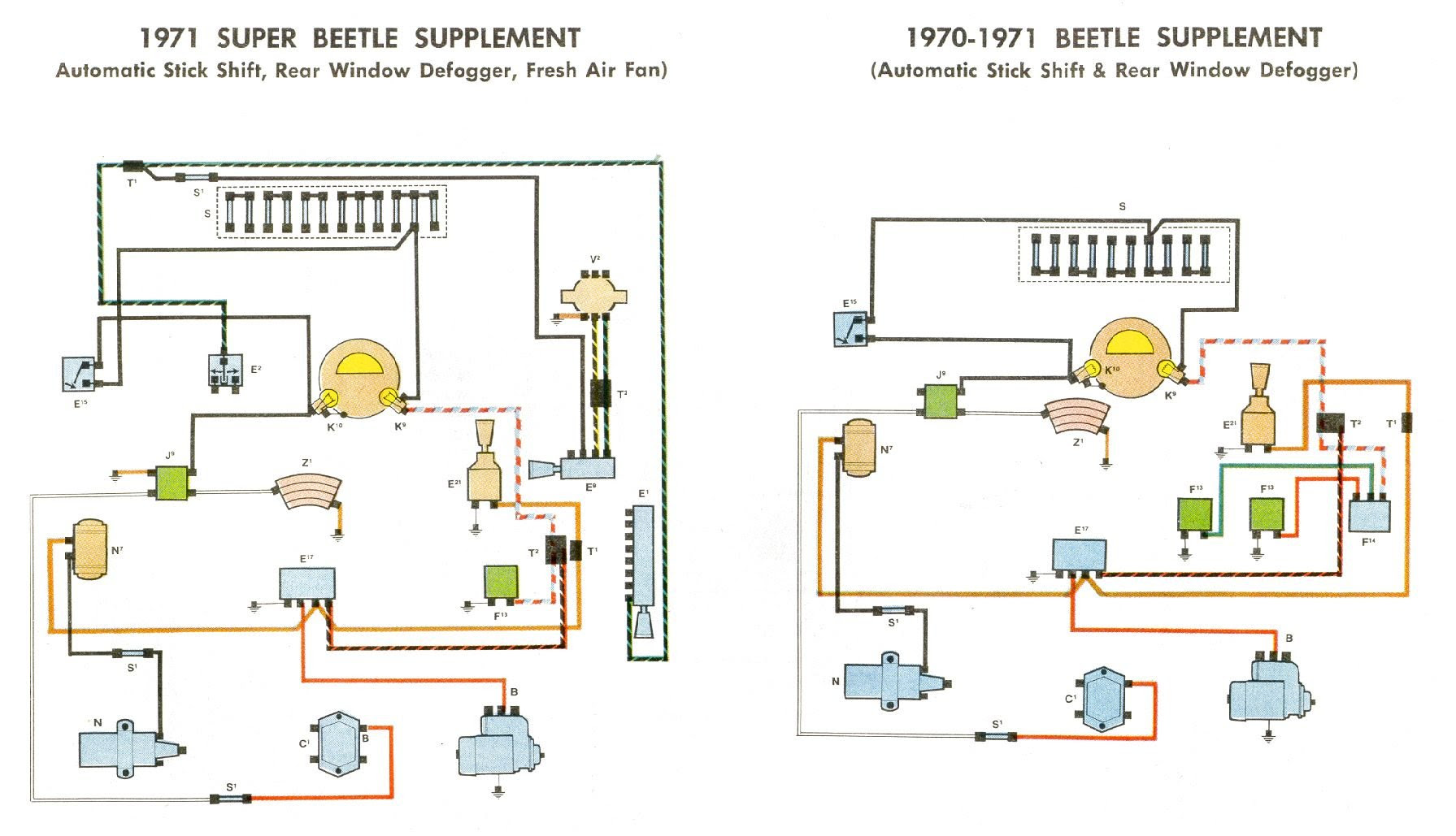 1970 Vw Speedometer Wiring Diagram Wiring Diagrams Chatter Chatter Chatteriedelavalleedufelin Fr