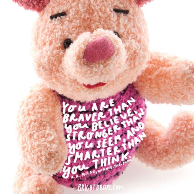 37 Winnie The Pooh Quotes To Cherish Bright Drops
