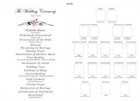 DIY Guide for Creating A Playbill Wedding Ceremony Fan Program