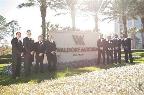 Orlando Wedding   Waldorf Astoria   White Rose Entertainment