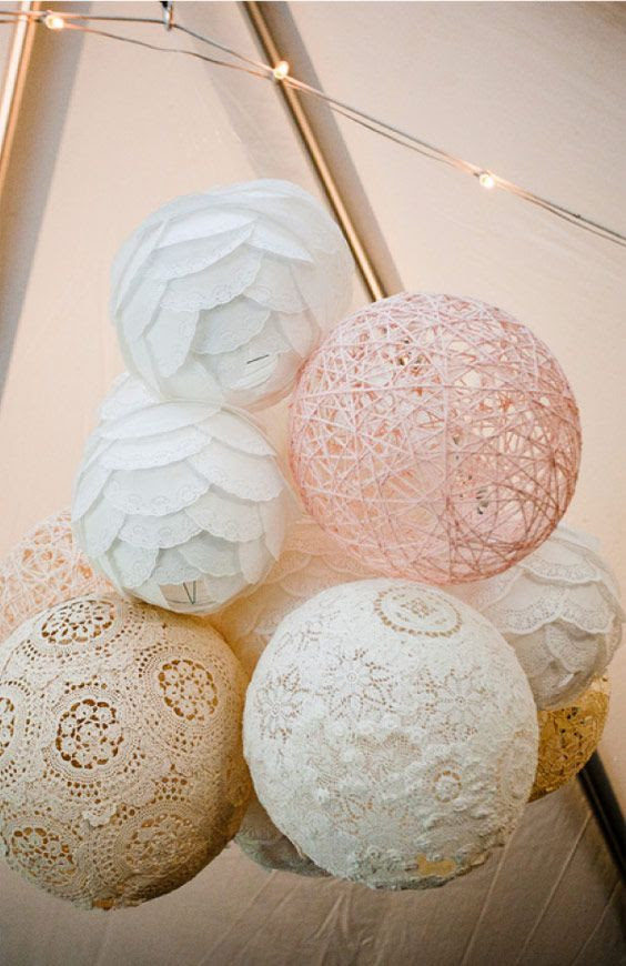 17 Homemade Wedding Decorations For Couples On A Budget Everafterguide