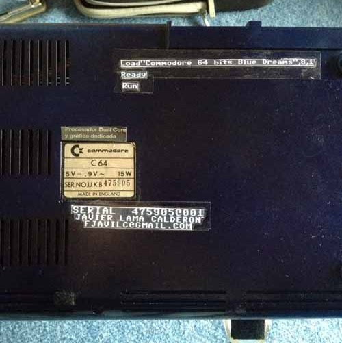 Commodore 64 - Blue Dreams - Imagen 4