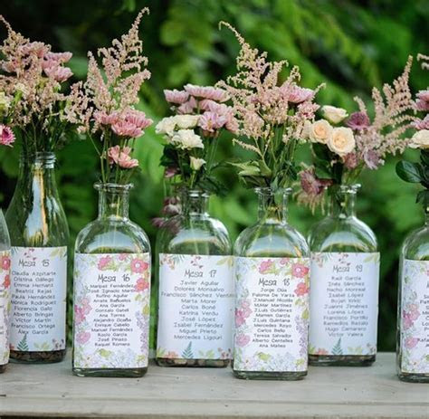 Ideas for a table plan