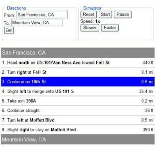 Drive Simulator Screenshot 1