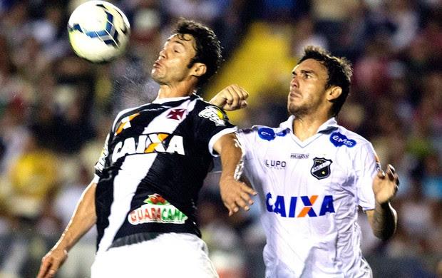 Kleber jogo Vasco x ABC Copa do Brasil (Foto: Antonio Scorza / Agência O Globo)
