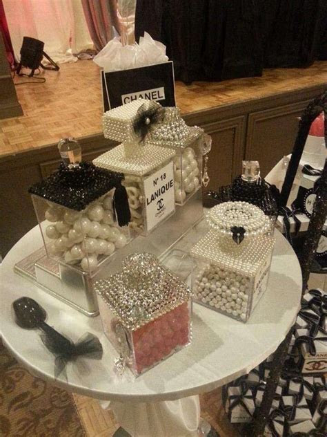 25  best ideas about Chanel birthday party on Pinterest