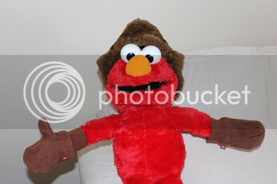 Once Upon a Sesame Street Christmas Elmo