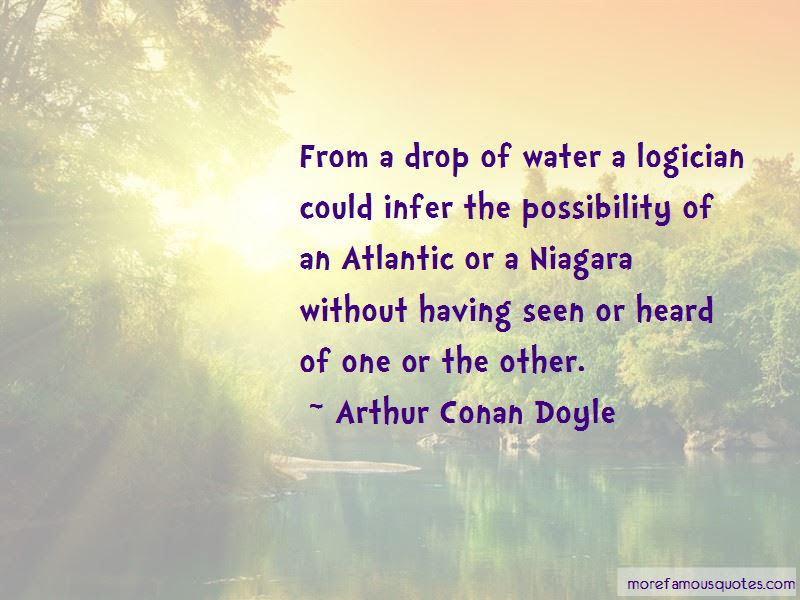Quotes About Drop Of Water Top 118 Drop Of Water Quotes From Famous