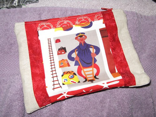 sewing summit swap pouch