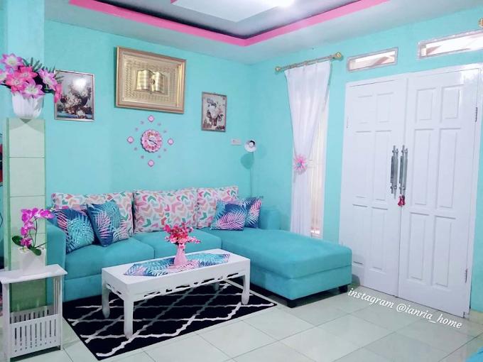 Warna Cat Tembok Ruang Tamu | Ide Rumah Minimalis