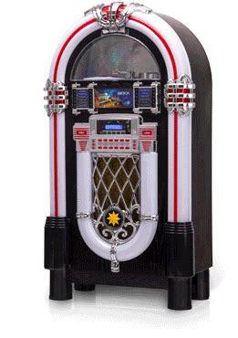vintage xxl jukebox stereo hifi system mp cd player usb