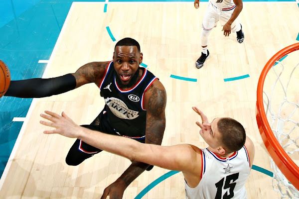 cb7859fd40b LeBron James primed to step up intensity for playoff push --  It s been  activated