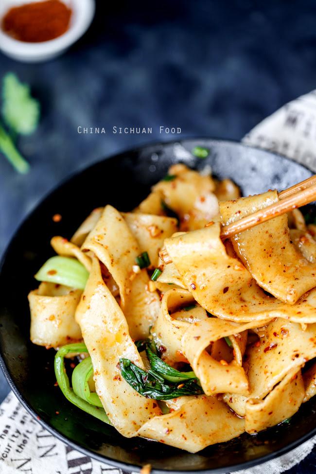 Biang Biang Mian (Biang Biang Noodles) | China Sichuan Food