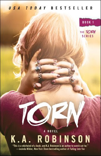 Torn: Book 1 in the Torn Series by K.A. Robinson