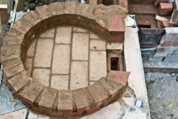 building a wood fired pizza oven uk wood fired brick oven diy