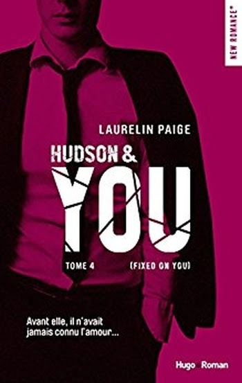 Couverture Fixed, tome 4 : Hudson & you