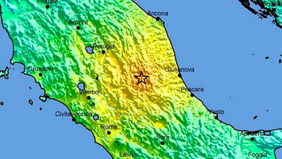 """Carlos González, sismólogo: """"Era lógico pensar que iba a haber un terremoto parecido al del L'Aquila"""""""