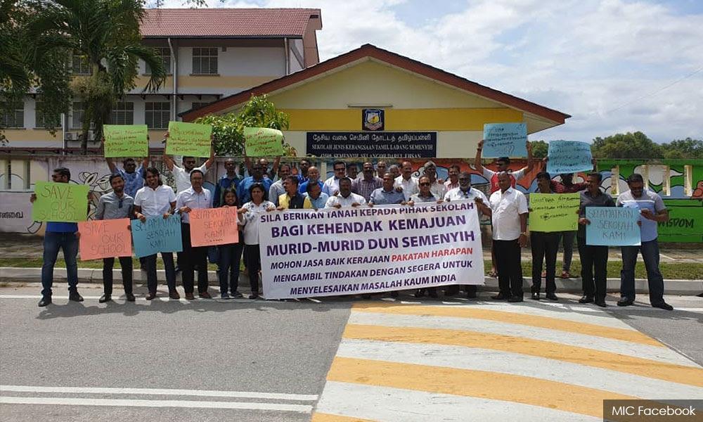 Sekolah Jenis Kebangsaan Tamil Ladang Highlands Perokok I