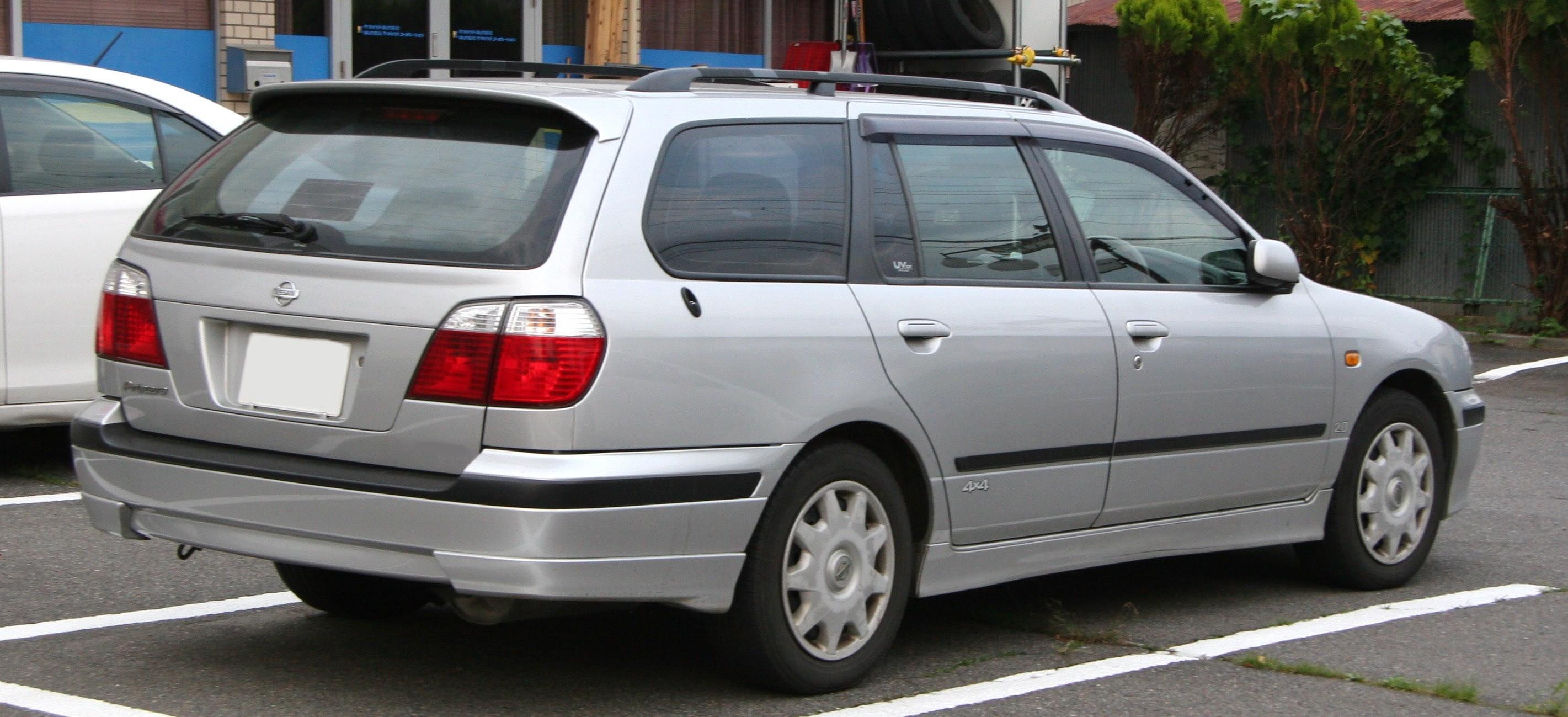 Nissan Primera 20 Wagon:picture # 7 , reviews, news, specs ...