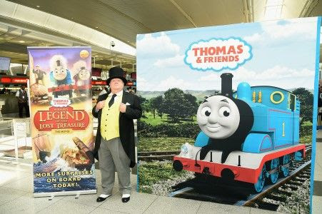 Watch Thomas & Friends Sodor's Legend of the Lost Treasure on Virgin Atlantic Flights