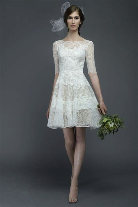 17 Best images about Short Wedding Dresses on Pinterest