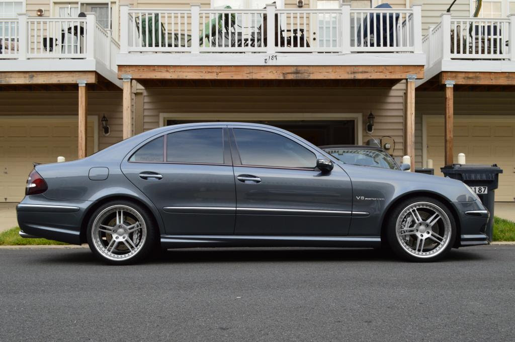 Photos of the Week: 2005 Mercedes-Benz E55 AMG - MBWorld