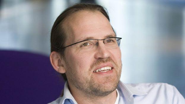 Dave Coplin, da Microsoft:
