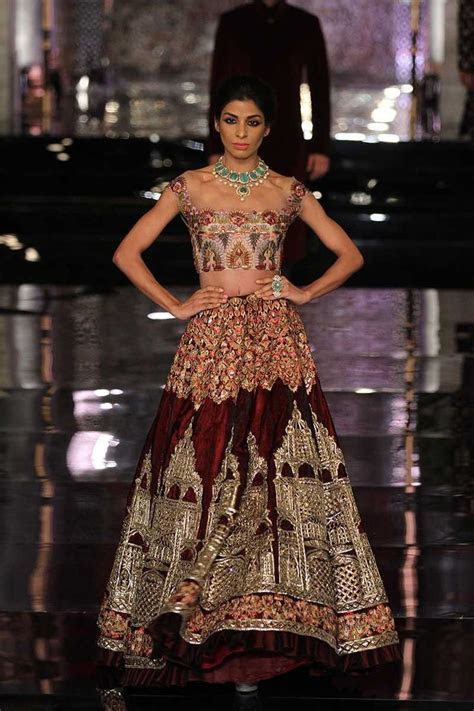 Manish Malhotra ICW 2016   Ethnic Wear   Pinterest