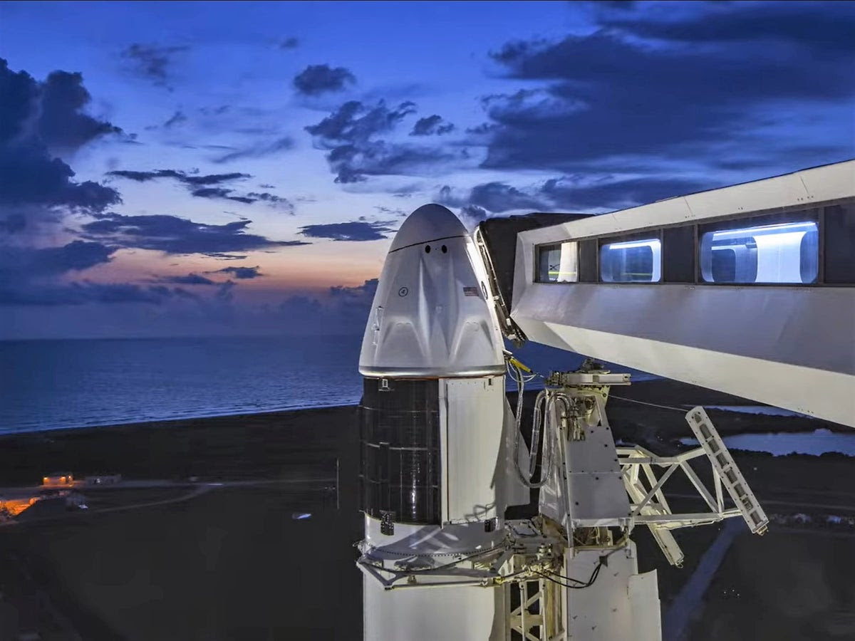 SpaceX launch - live: Inspiration4 latest updates as launch time approaches