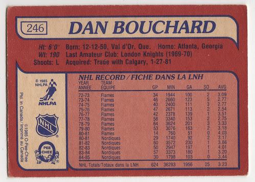bru - Dan Bouchard back
