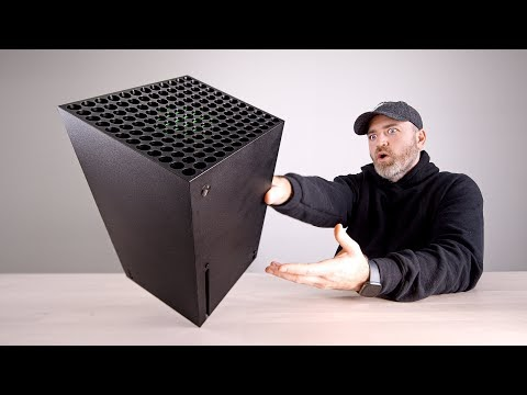 Xbox Series X Unboxing - The REAL Thing