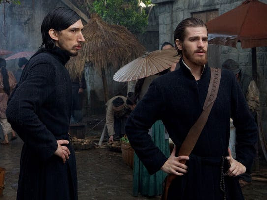 Image result for adam driver silence movie