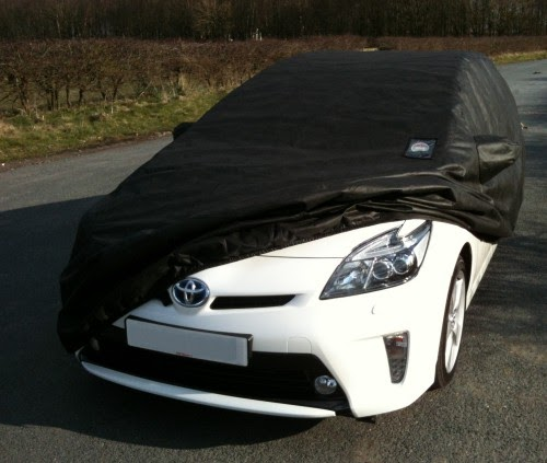 The Car Cover Blog: Toyota Prius Outdoor Car Cover
