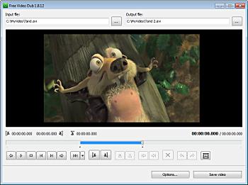 Editare video tagliando parti e convertire con velocità con Virtual Dub