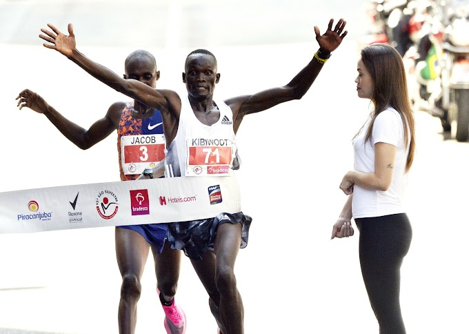 FOTOS: Quênia domina pódio na 95ª Corrida de São Silvestre, com ultrapassagem espetacular no masculino