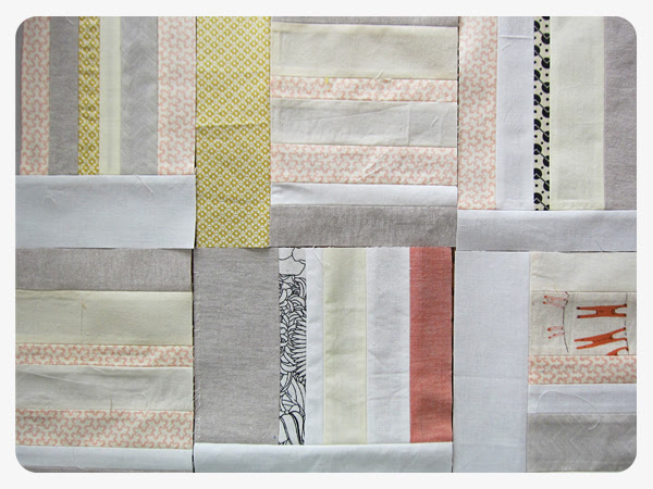 scrappy strings quilt