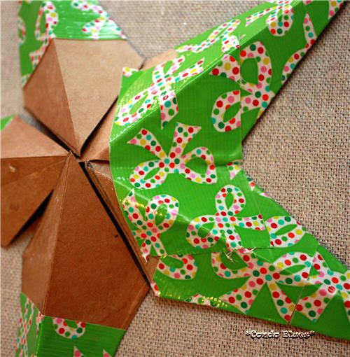 How to Make Duck Tape Stars