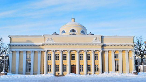 Universidade de Helsinque