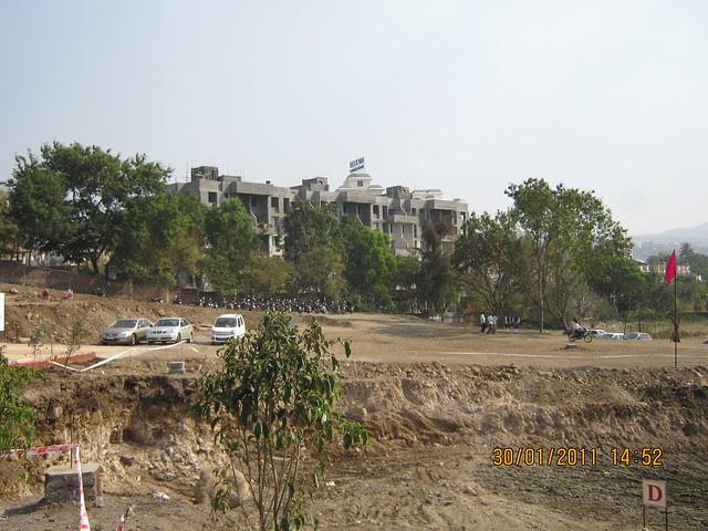 Visit to Pristine Pacific - 1 BHK & 2 BHK Flats in Datta-Nagar, Ambegaon Budruk - Katraj, Pune 411 046 - 1) Ram-Nagari, adjoining project 2) Upcoming phase 3) D Building - Booking Open!