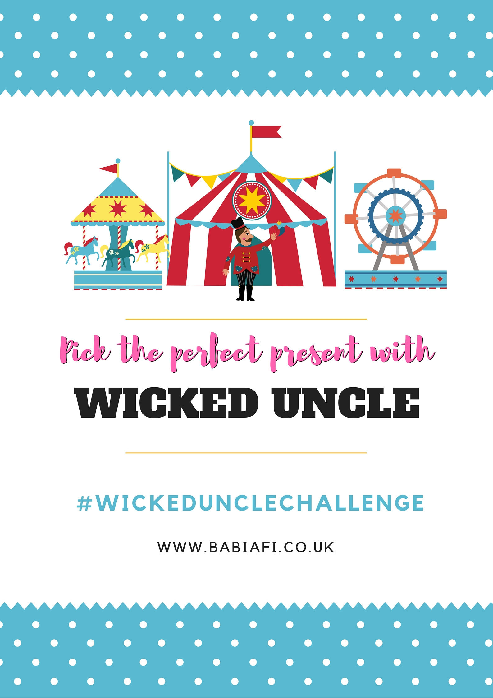 Pick the Perfect Present with Wicked Uncle