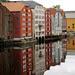 Wharfs - reflections