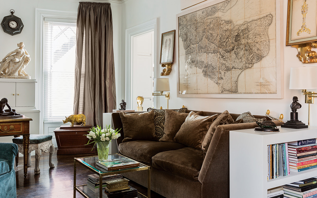 TOP Interior Designers in NY - Thad Hayes