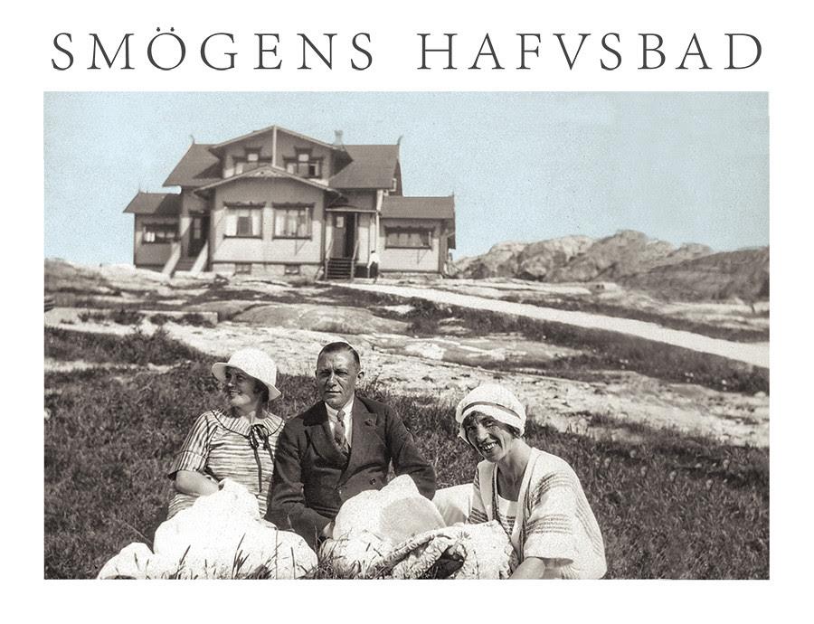 Historiska bilder från Smögen