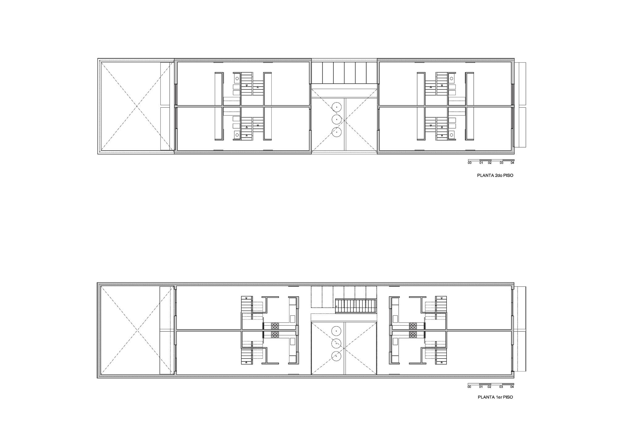 Vivienda Colectiva, Edificio Argerich - Daniel Ventura, arquitectura, casas