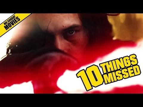 Huevos de Pascua y referencias en el primer Teaser Trailer de ' Star Wars: la última noche '