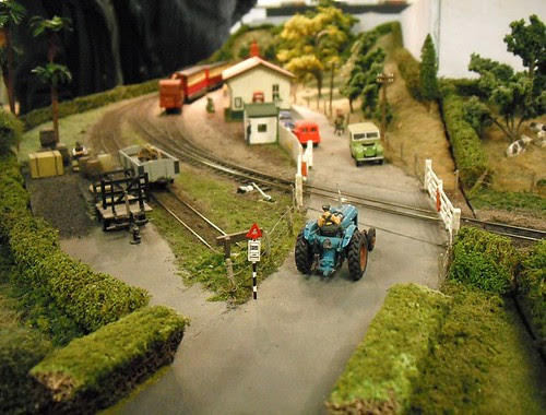 Manx tractor